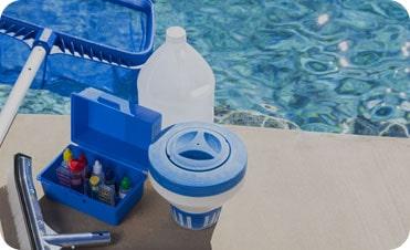 Kurt Custom Pools Pool Maintenance