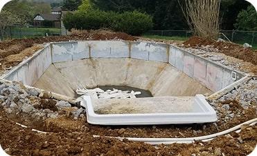Kurt Custom Pools Pool Construction Service