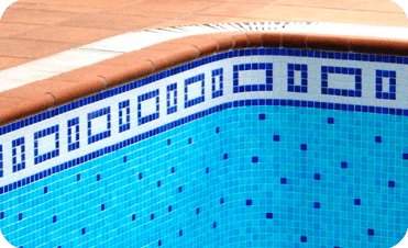 Kurt Custom Pools Pool Tile Mosaic Service
