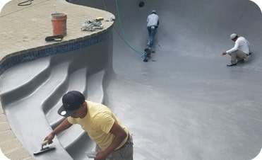 Kurt Custom Pools Repair Services
